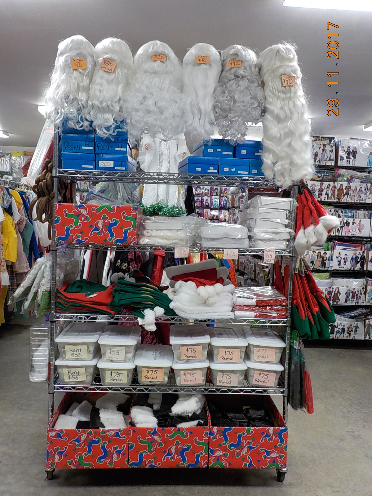 Display Christmas 17 010