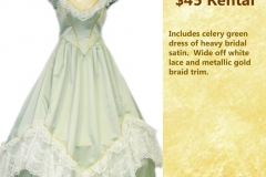 Green Southern Belle 1