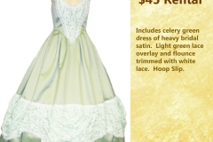 Green Southern Belle 2