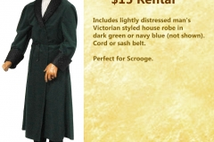 Men's House Coat