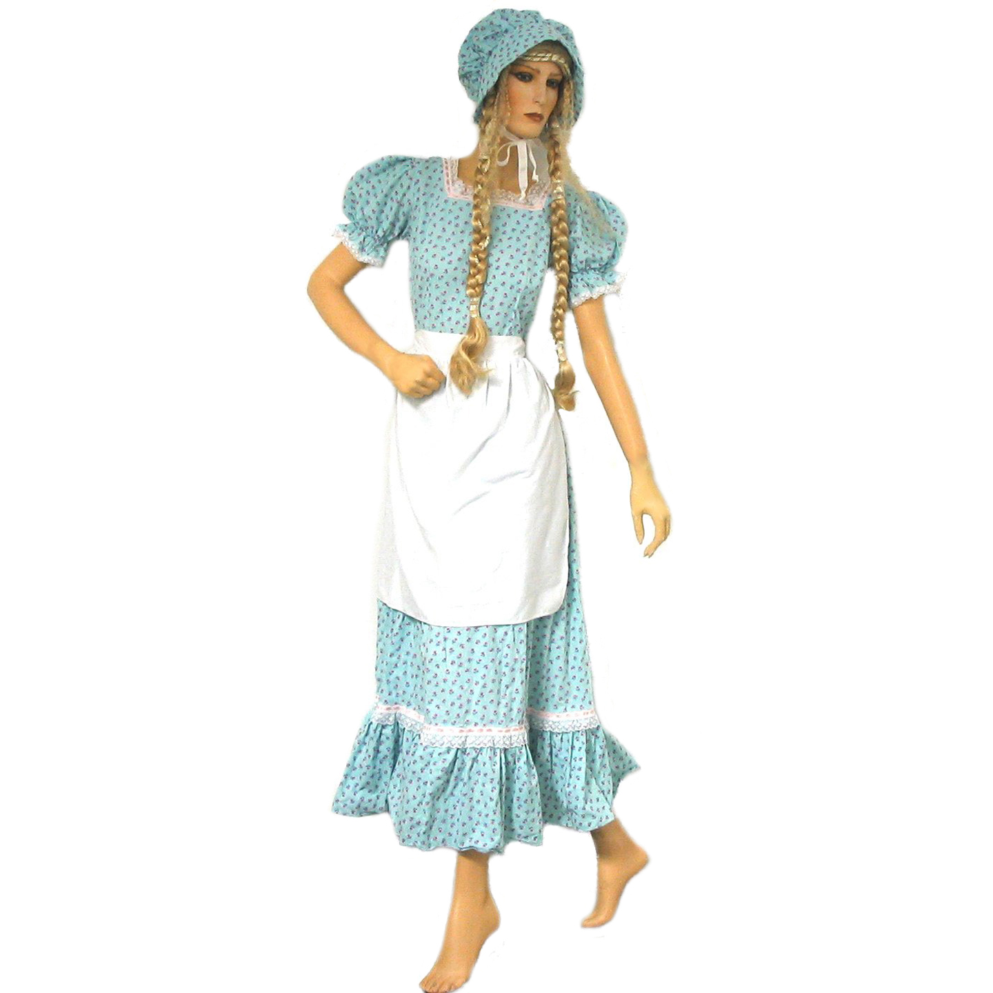 Calico Old Fashioned Dresses – 9 colors – Beauty and the Beast ...