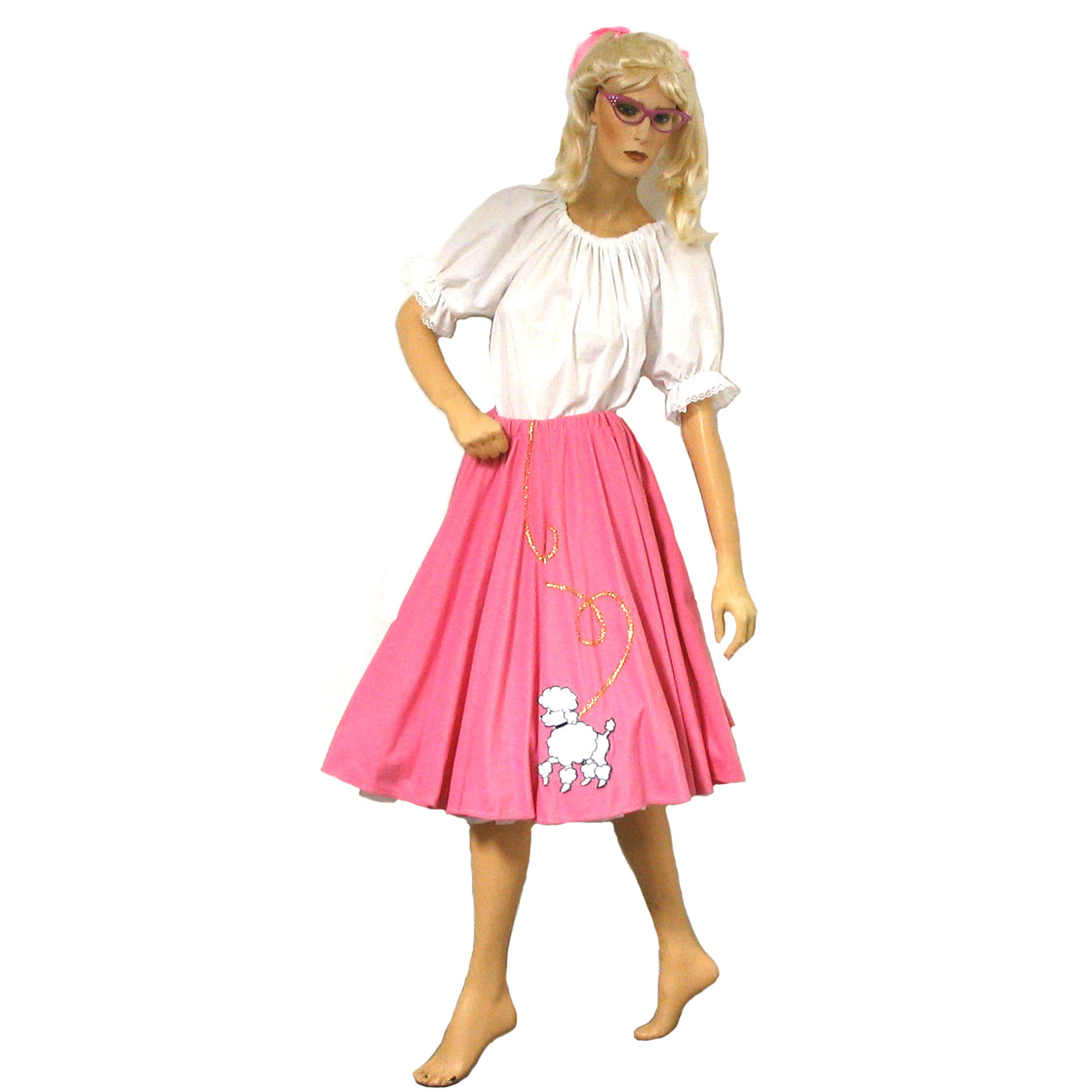 df2e23a1c5038 Plus Size Poodle Skirt Outfits