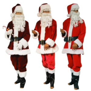 Image result for rent a Santa Claus