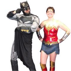 Super Hero / Villian